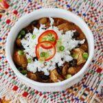 3 Bean Salsa Chicken & Rice