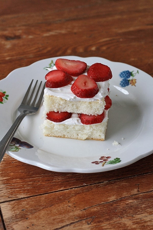 Vintage recipe - June in January Cake by @amandaformaro Amanda's Cookin'