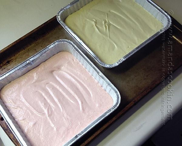 Vintage Recipe: Square Dance Party Cake by Amanda Formaro at Amanda's Cookin'