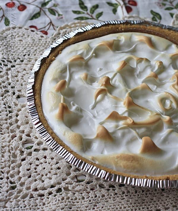 How to Make Magic Cream Pie