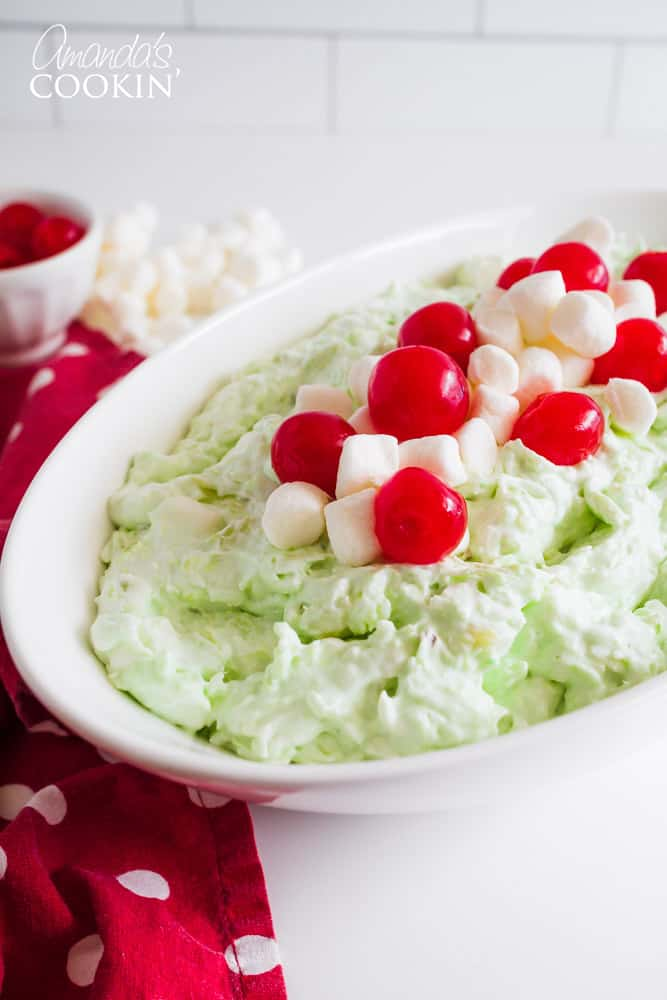 Easy watergate salad recipe