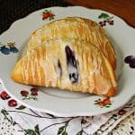 4 Ingredient Blueberry Hand Pies