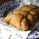 2 Ingredient Pumpkin Peanut Butter Crescents
