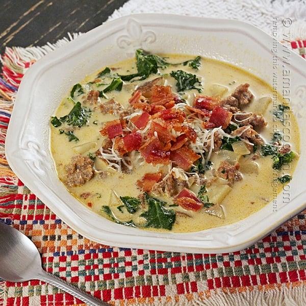 Olive Garden Copycat Zuppa Toscana Amanda 39 S Cookin 39