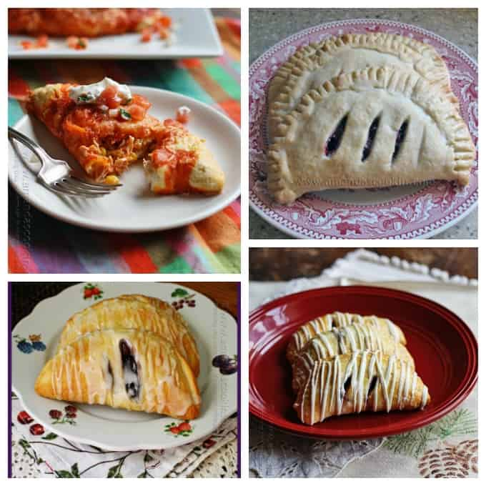 If you love empanadas and hand pies, whether sweet or savory, be sure to check out these recipes.
