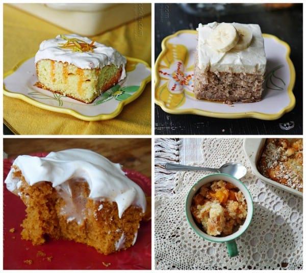 Pumpkin Magic Cake: Doctored Cake Mix - Amanda's Cookin'