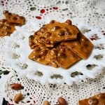 Homemade Peanut Brittle Recipe - Amanda's Cookin'