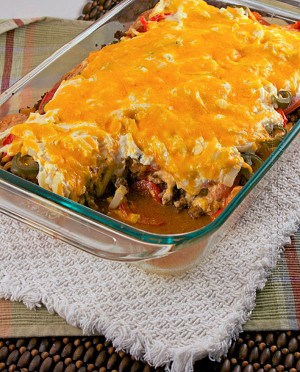 Find plenty of dinner recipes at Amanda's Cookin'