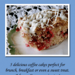 Coffee Cakes E-Book