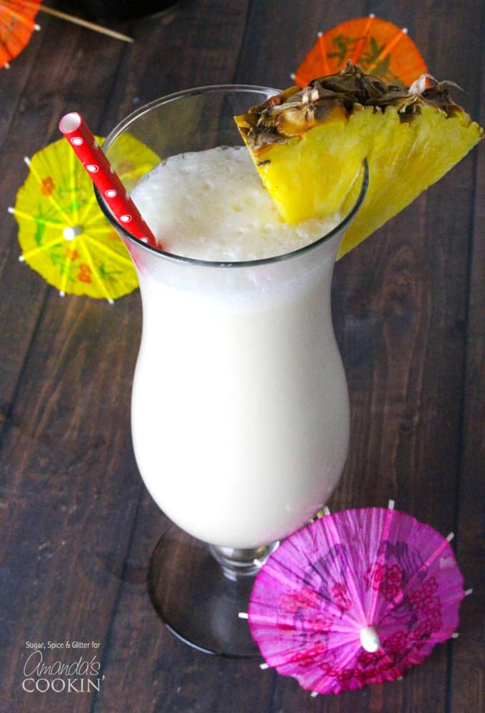 Learn how to make a real Pina Colada!