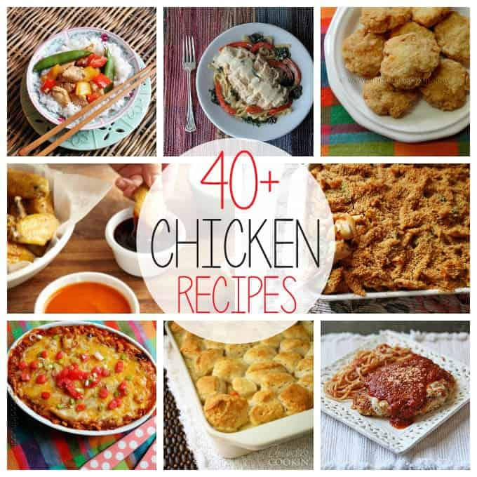 Chicken recipes 40 chicken recipes you can try 40 delicious chicken recipes forumfinder Gallery