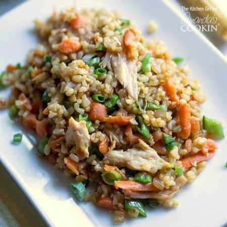 This fast and delicious Teriyaki Chicken recipe uses rotisserie chicken for a quick weeknight meal. Perfect for chicken lovers and asian food fans!