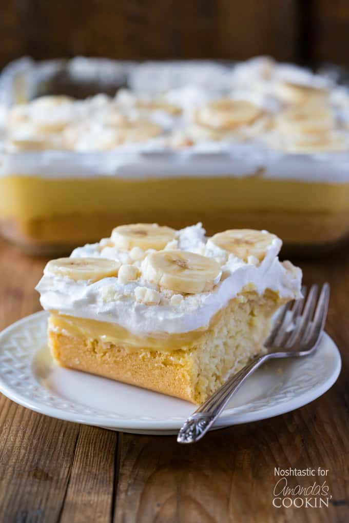 Banana Pudding Cake Cost