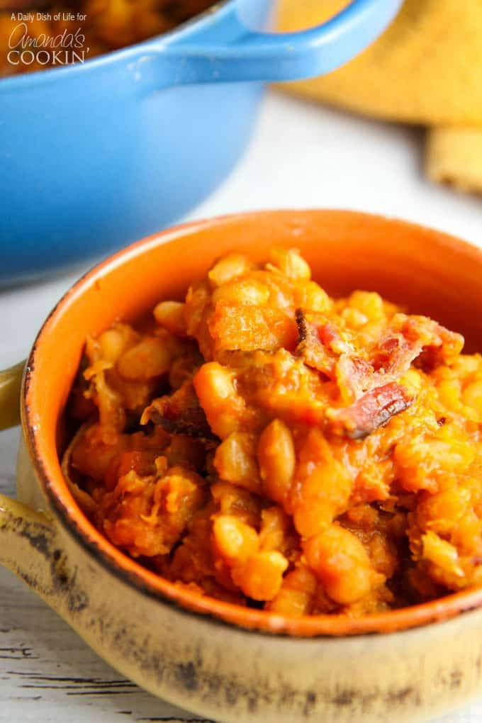 Homemade Baked Beans: make baked beans from scratch