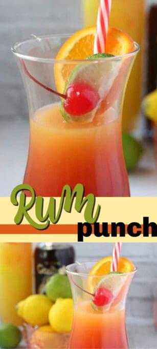 rum punch pin image