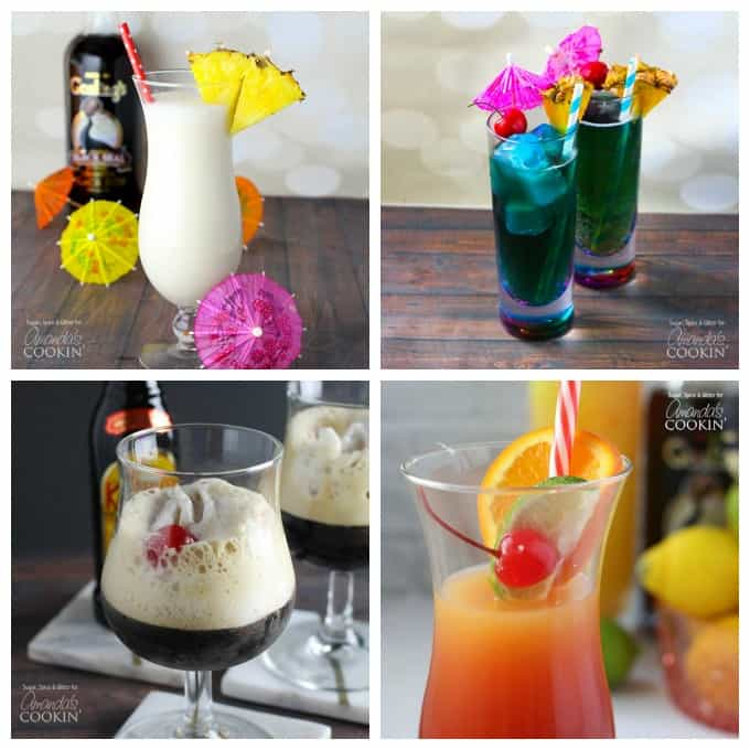 Delicious summer cocktail recipes you can make at home! Be the life of the party and serve some or all of these amazing summer drinks!