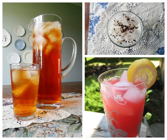 Refreshing summer drinks that you can make!