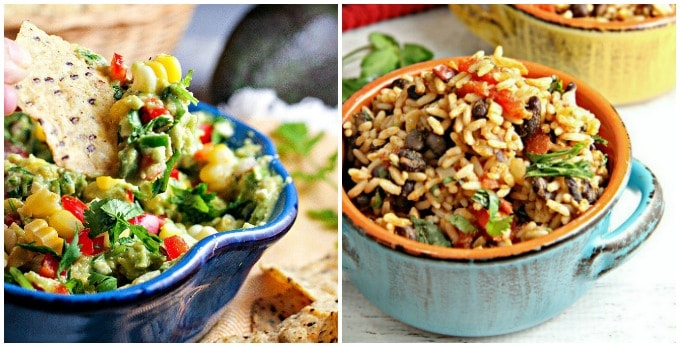 We love Mexican inspired dishes in this house. Here are some favorites that you will love too!