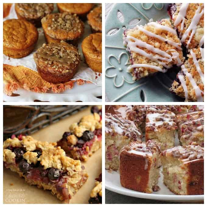Delicious recipes with streusel topping~