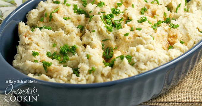 Brown Butter Mashed Potatoes: the new perfect mashed potato recipe