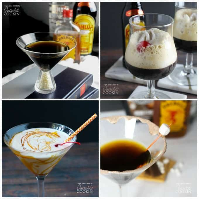 Delicious cocktail recipes!