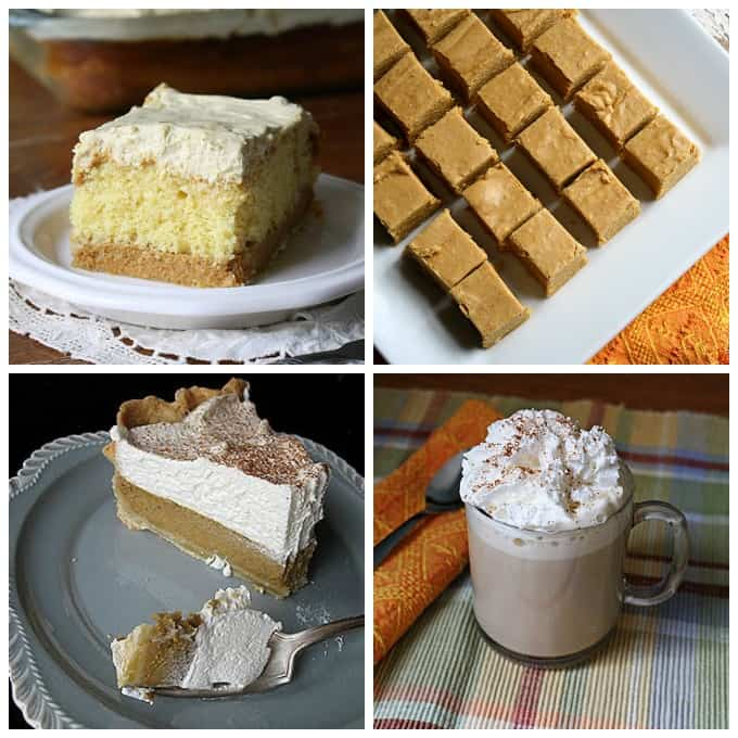Delicious pumpkin recipes for fall!