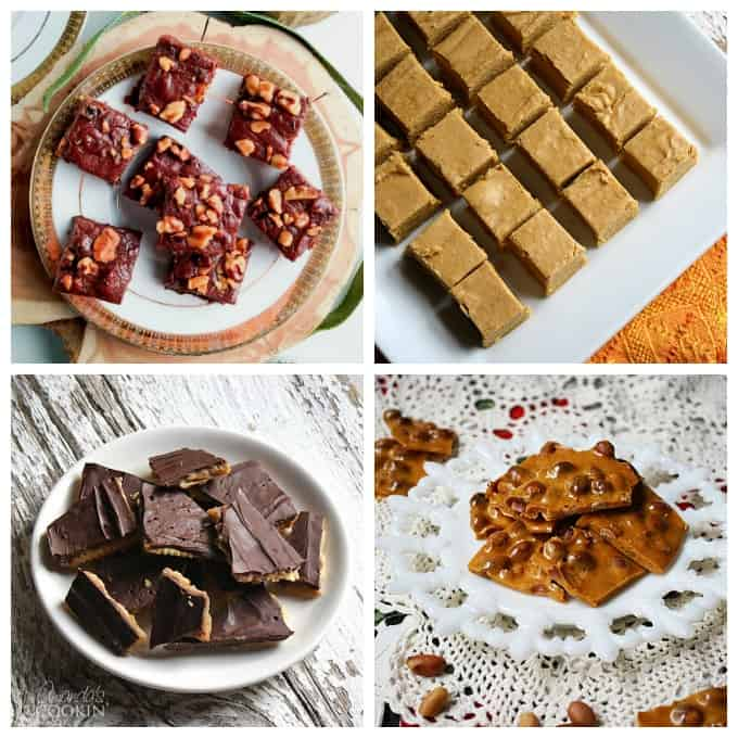 Delicious homemade candy and fudge recipes