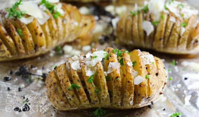 hasselback potatoes step 3