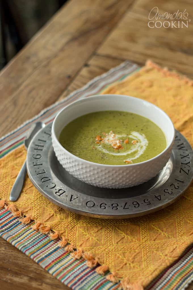 Cream of Asparagus Soup: delicious, easy recipe for asparagus lovers