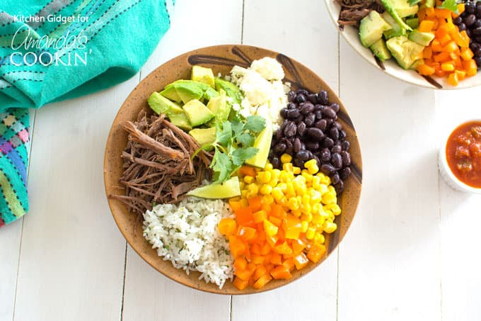 Burrito Bowl: how to make a homemade burrito bowl