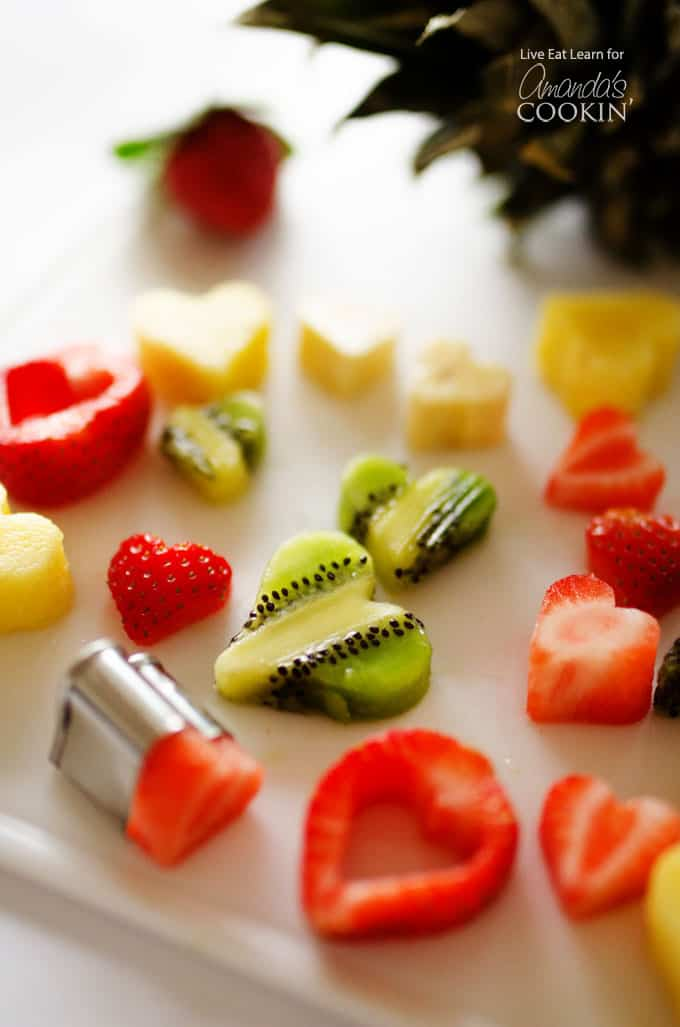 We all know that chocolate-dipped fruit is a real winner, but what if we take it one step further?