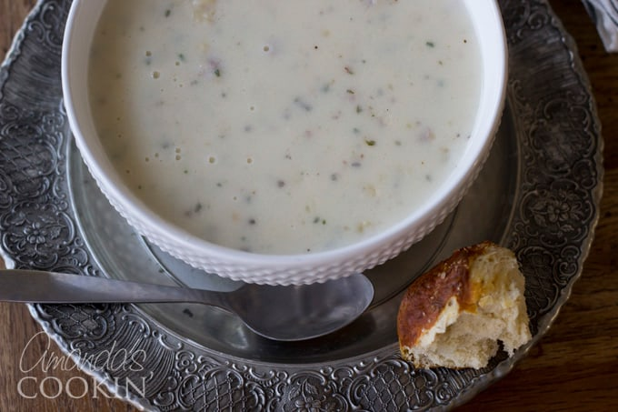 Bringing the Steakhouse Experience Home Idahoan® Premium Steakhouse® Potato Soups