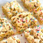 marshmallow cereal treat bars
