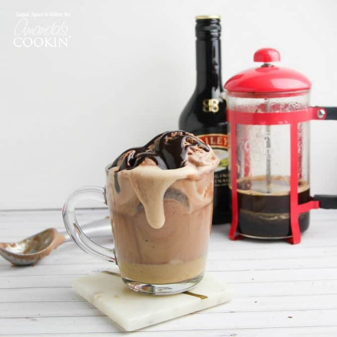 Baileys Coffee Float: This Ultra Smooth And Creamy Coffee