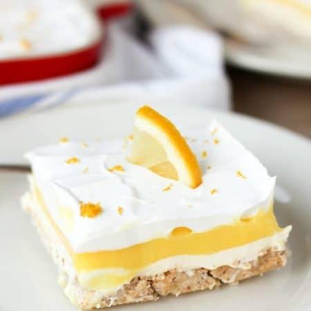 Lemon Lush www.amandascookin.com Sara Maniez