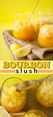 easy bourbon slush pin image