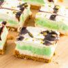 pistachio lush layered dessert