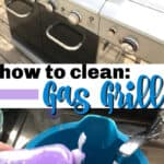 how to clean your gas grill pin image