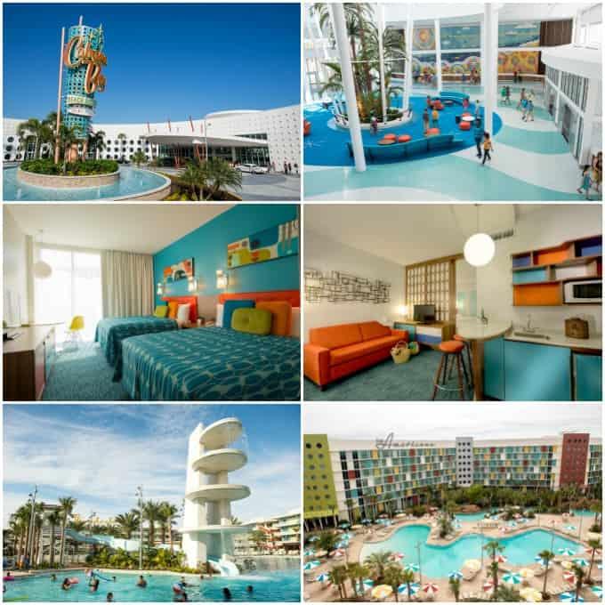 Loved my stay at Cabana Bay Beach Resort!