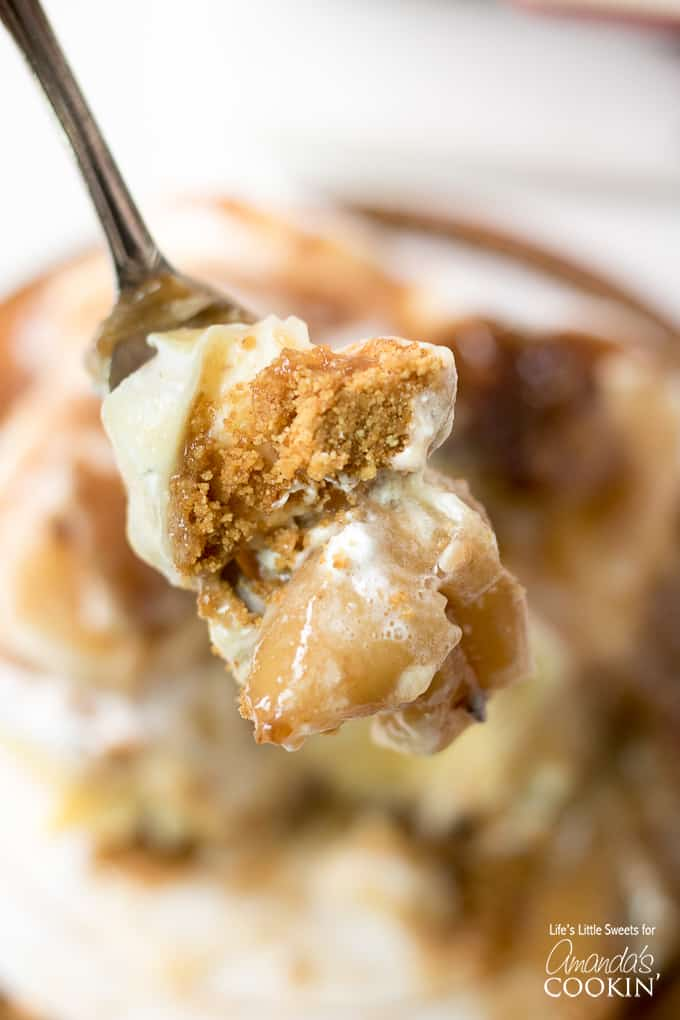 I have no doubt you are going to love this Bananas Foster Lush recipe!