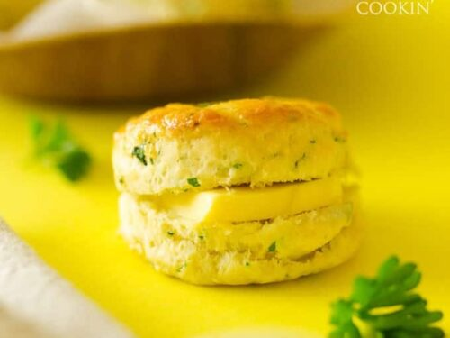 Buttermilk Biscuits Buttery Flaky Slightly Healthier Biscuit Using Yogurt
