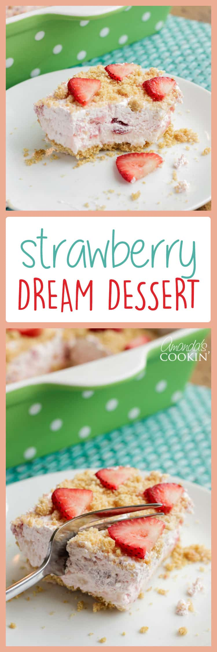 strawberry dream dessert