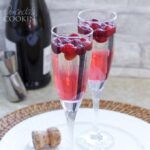Cranberry Prosecco Punch