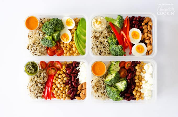 Meal prep has never been easier!