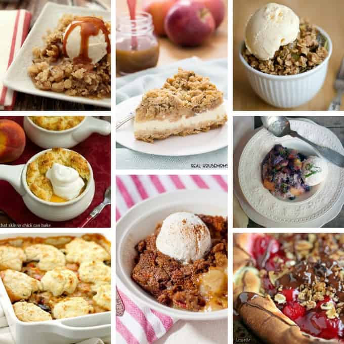 cobbler and crisps recipes