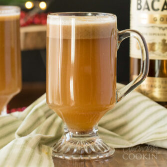 hot toddy hot buttered rum