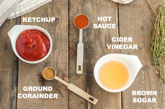 meatloaf glaze ingredients