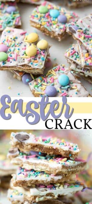 easter crack