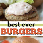 best ever burgers pin image