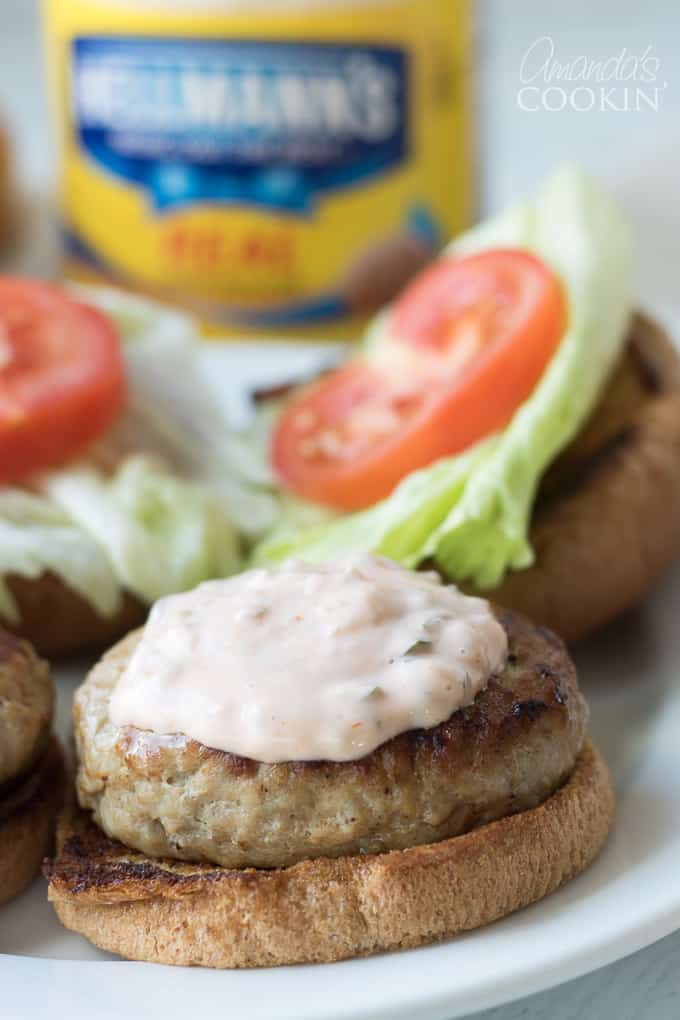 If you love burgers as much as we do, you know that your condiments can totally make or break the meal. We love this special sauce that turns ordinary hamburgers into the best ever burgers!